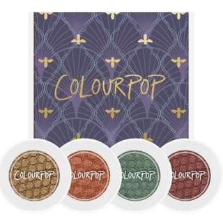 (Brand New) ColourPop Studio 1400 - Shadow Collection