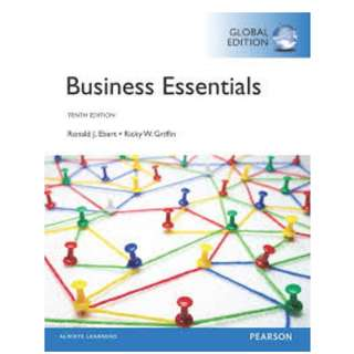 Business Essentials (10th Edition) by Ebert, Ronald J., Griffin, Ricky W. 10th edition (2014)