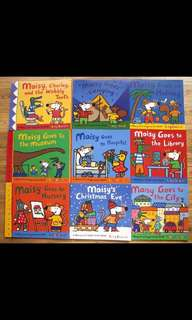 Maisy books by Lucy cousin (16 titles)