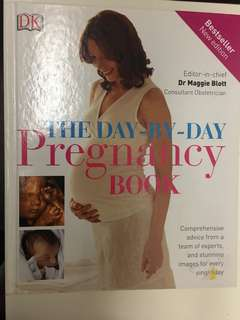 Pregnancy book BEST SELLER The Day -by -day pregnancy book