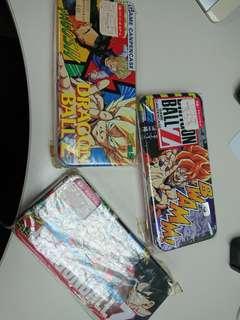 懷舊龍珠筆盒 - 有收藏價值
