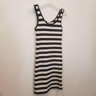 Cotton On Stripe Mini Dress