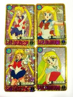 Sailormoon super edition vintage mini collection sticker BUY 5 pcs, free 1 pc#July100 #postforsbux