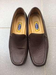 Scholl Size 7 Sepatu Kulit Asli Ori