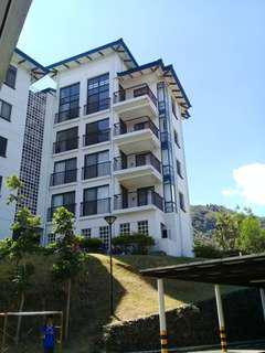 """FOR SALE : 3-Bedroom Fully Furnished Plus Maids Room """"The HORIZON Condominium"""" at Tagaytay Midlands"""