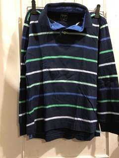 polo shirt longsleeves for boys