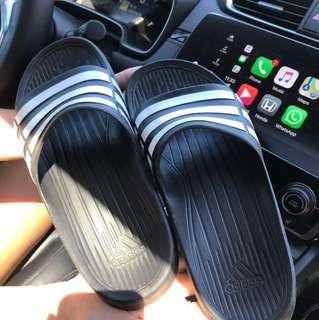 Adidas Slides Size 7