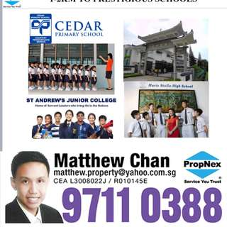 The Tre Ver @Potong Pasir. Buy @ last year price!