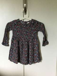 SEED girl's blouse