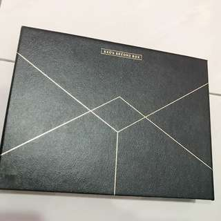 EXO Second Box
