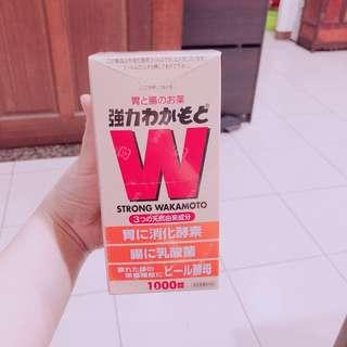🚚 Wakamoto 1000錠