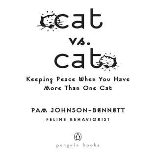 Cat vs Cat by Pam Johnson-Bennett [eBook - EPUB]