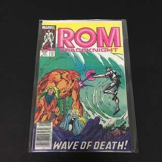 ROM 57 Marvel Comics Book Avengers Movie