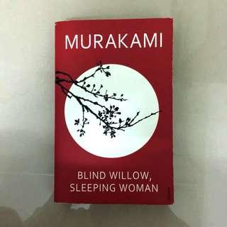 Haruki Murakami 'Blind Willow, Sleeping Woman' Vintage