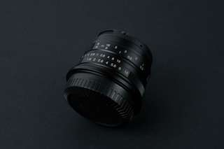 🚚 中徠 Zonlai 25mm f1.8 for Fuji 富士大光圈手動鏡