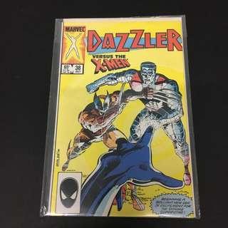 Dazzler 38 Marvel Comics Book Xmen Movie Avengers