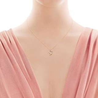 Tiffany and Co Diamond Necklace