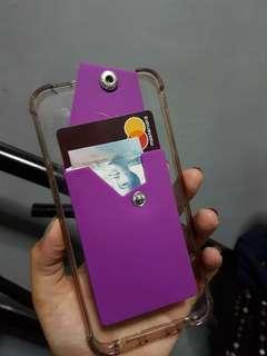 Phone Card Pocket