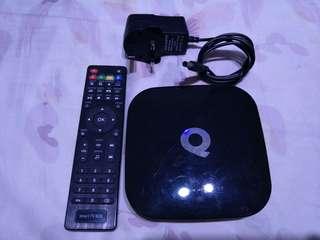 Preloved OTT smart TV Box