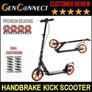 🚚 Scooter Brand New Kick Scooter! Foldable! Adjustable Height!