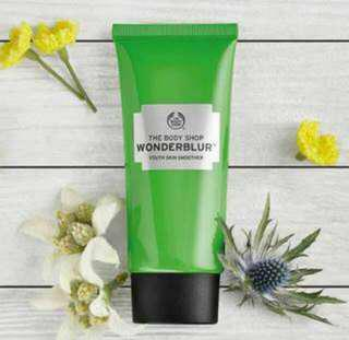 NEW The Body Shop Wonderblur Primer