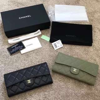 BEST SELLING Chanel Wallets