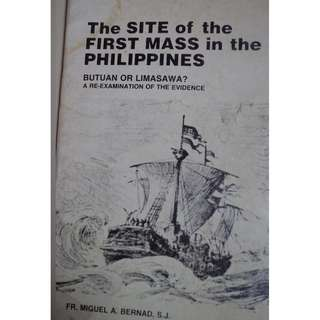 Site of the First Mass in the Philippines - eBook