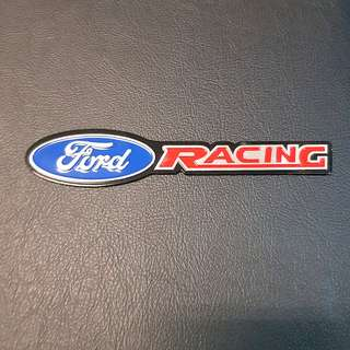 Ford Racing Emblem Logo