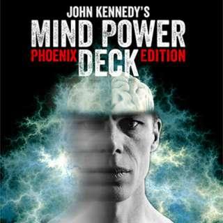 Mind Power Deck - John Kennedy magic trick