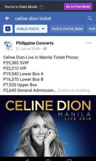 LOWERBOX B CELINE DION JULY 20