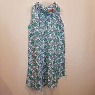 Shawl Batik Dress