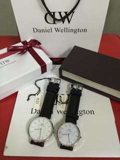 Couple Watch by DW