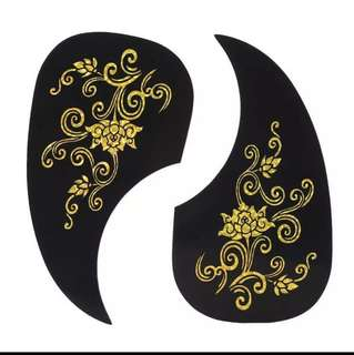 Acoustic Guitar Pickguard (NEW)