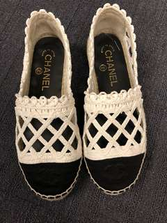 Chanel 草鞋 size35 95% new
