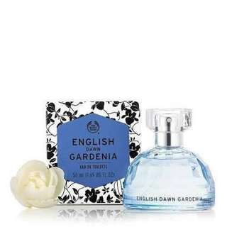 The Body Shop English Dawn Gardenia Eau de Toilette 50ml