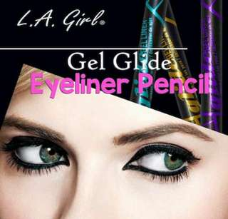 💯AUTHENTIC   LA Girl Gel Glide Eyeliner