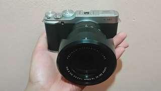 Fujifilm xm1 x-m1 camera