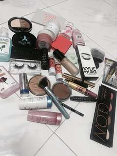 SAVE THE HOARDER! Makeup Huge Clearance