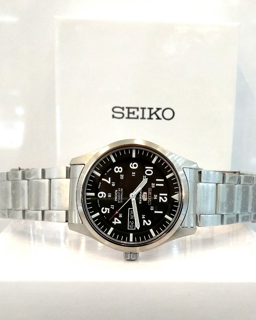 41b5df066 FREE DELIVERY * Made In Japan Brand New 100% Authentic Seiko 5 ...