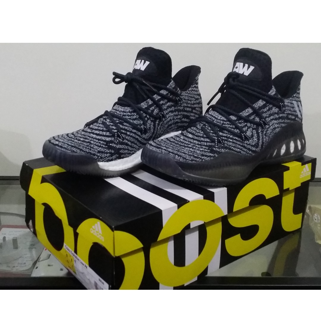 100% authentic 20943 d2f2a ADIDAS CRAZY EXPLOSIVE LOW ANDREW WIGGINS PE (NEW), Men s Fashion ...
