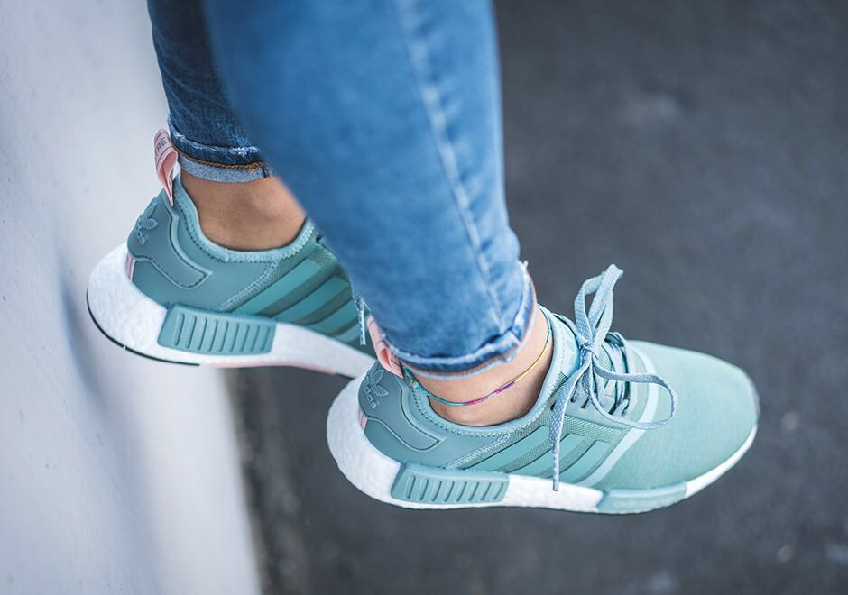 d330395f0745b Adidas NMD R1 Vapour Steel