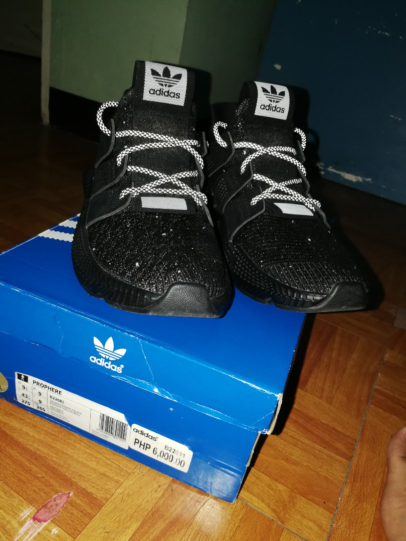 newest fd8e3 44ca4 Adidas Prophere Cookies and Cream size 9.5, Mens Fashion, Footwear on  Carousell