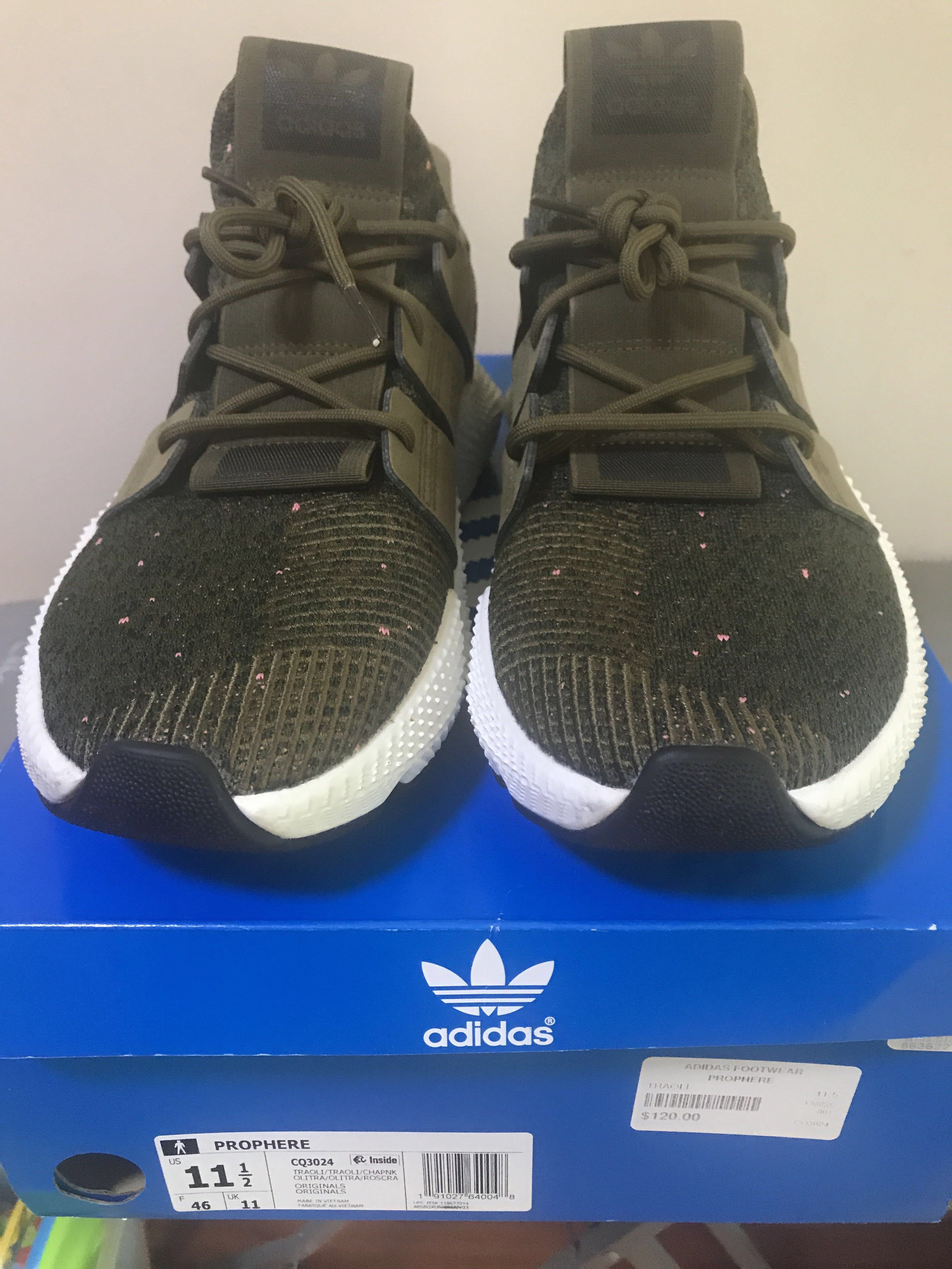 new products 93f69 69b17 Adidas Prophere