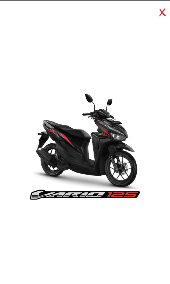 Top Baru 24 Gambar Motor Honda Vario 125 Cbs Iss