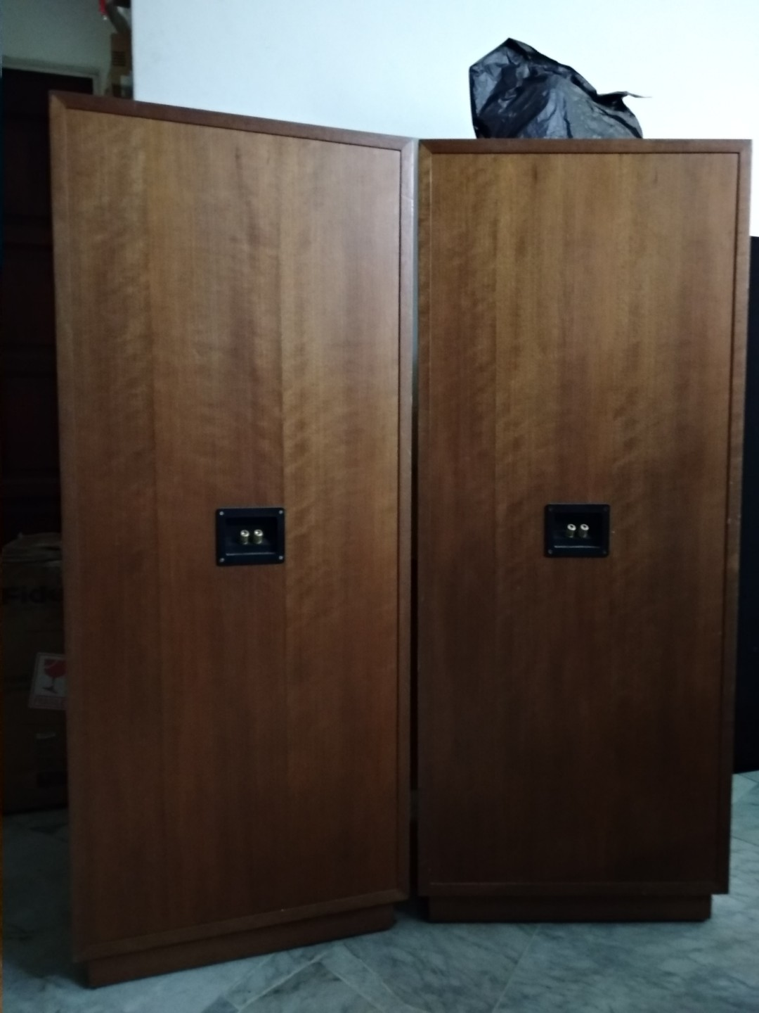 Altec Lansing 12 Inch Single Point Source Full Range Speakers Img
