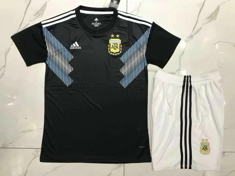 19d2118cd9b Argentina Away jersey kit world cup 2018