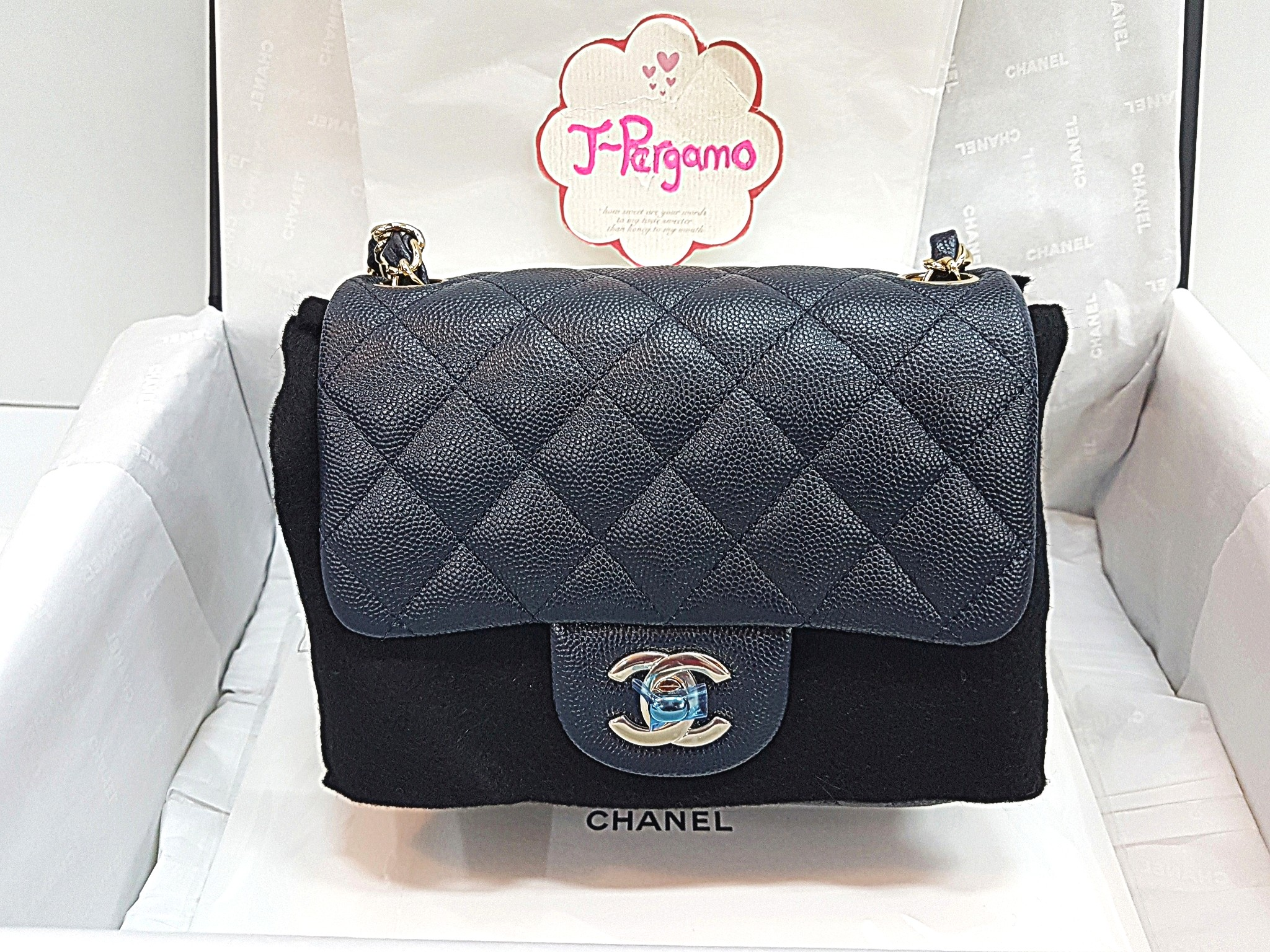 Chanel Quilted Mini Square Flap Bag Gold hardware    Only For Sale       No  Trade       Fixed Price Non-Neg       定价   , Luxury, Bags   Wallets,  Handbags ... 4c0ad2eb8a