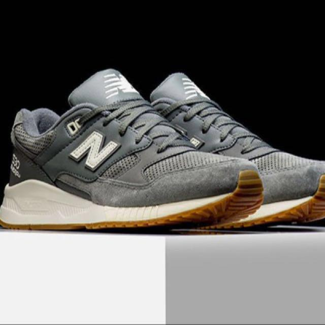 huge discount 07119 58182 AUTHENTIC NEW BALANCE 530 Encap In Grey, Women's Fashion ...