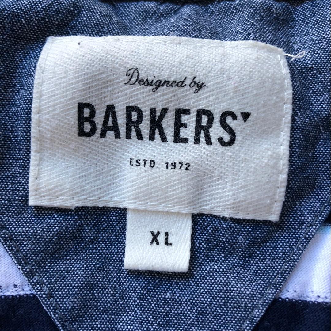 Barkers Stripe TShirt