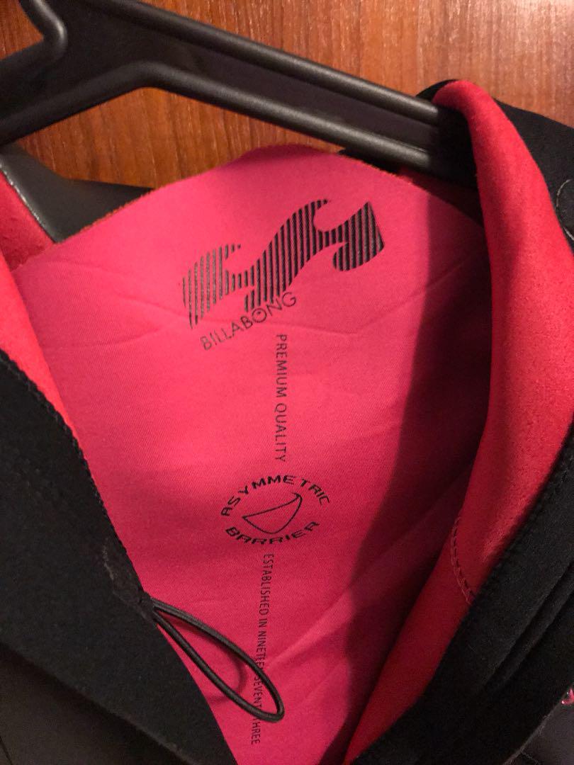 billabong women's wetsuits
